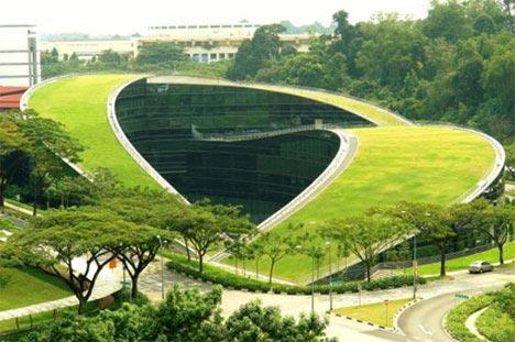 """""""Kiến trúc xanh"""" của mỗi người"""