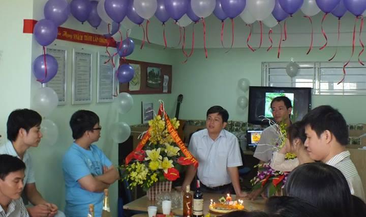 Kỷ niệm 8 năm thành lập Công ty CP Kiến trúc Phong cảnh Việt Nam