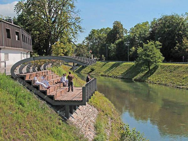Dự án tái tạo sông Ljubljanica