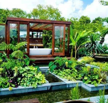 Vườn đẹp Đông nam Á