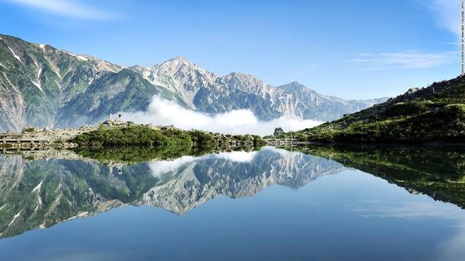 vẻ đẹp bí ẩn của hồ Happo