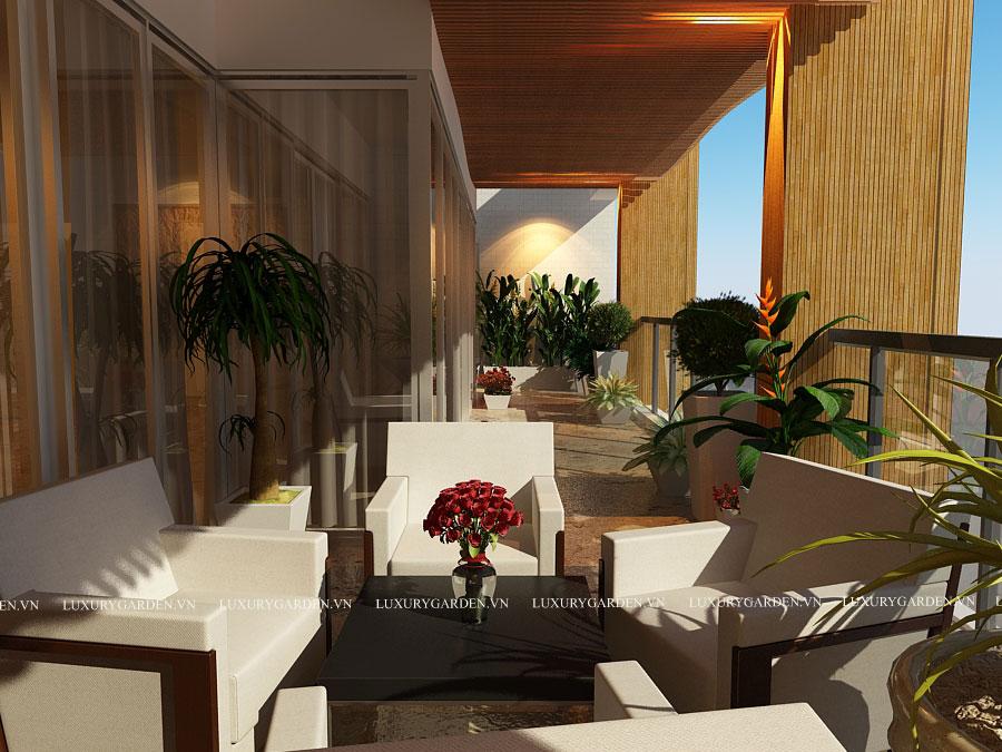 thiết kế nhà vườn đẹp tận dụng không gian quý hiếm