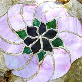 san vuon mosaic 13