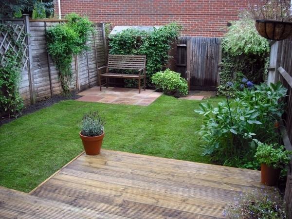 Quy tắc đơn giản mà hữu dụng cho vườn nhỏ thêm quyến rũ