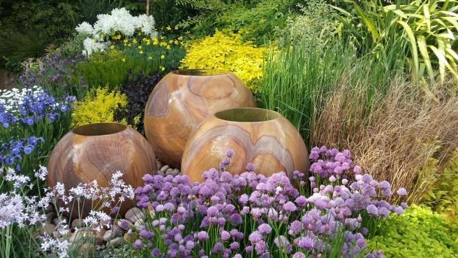 Câu chuyện làm vườn của một người tham dự Chelsea Flower show (2014)