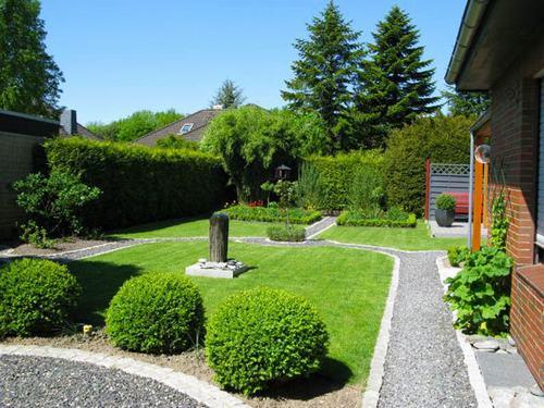 xu hướng sân vườn châu Âu