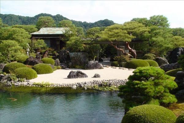 Bí quyết thiết kế sân vườn kiểu Nhật