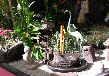 đồ trang trí sân vườn Nhật bản