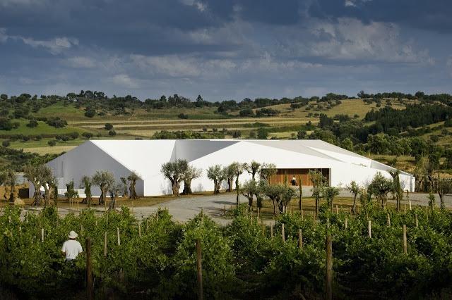 khách sạn giữa vườn nho- Bồ Đào Nha