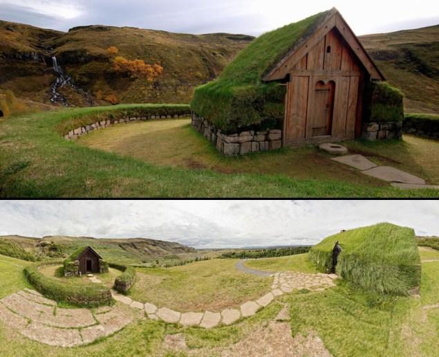 Nhà thờ của cướp biển Viking