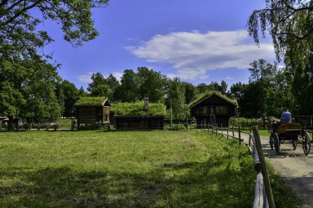 Một trang trại đậm chất nông thôn tại Na Uy